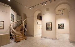 Szkukálek Lajos és Nagy Zoltán kiállításai a Kárpát-Haza Galériában