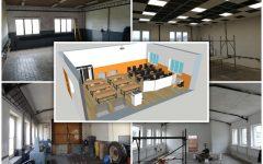Modernizujú odborné dielne  Strednej odbornej školy techniky a služieb Šahy