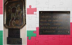 A zselízi Fekete Madonna kegykép eredete a lengyel internáltaktól