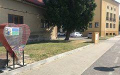 Kupakgyűjtő szívecske létesült Zselízen Petike megsegítésére