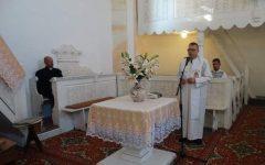 Államalapító királyunkra, Szent Istvánra emlékeztek Vámosladányban