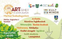 MartFamily családi fesztivált szervez a MartFeszt csapata